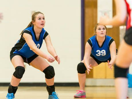 Pin On Forging Volleyball Champions