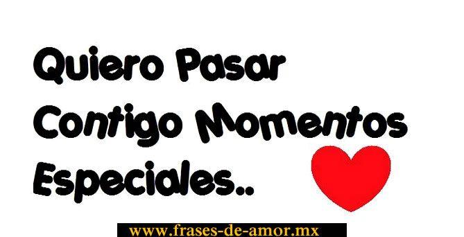Frases Cortas De Amor Para Dedicar 2 Amor Pinterest Amor And
