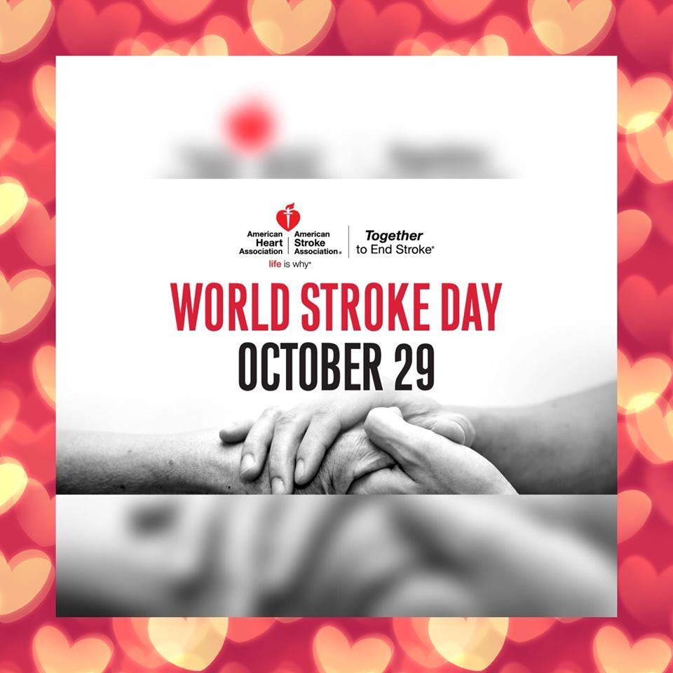 World Stroke Day 2019 My Eight Year Old Daughter Saved My Life Book Review Blogs Book Blogger World Stroke Day
