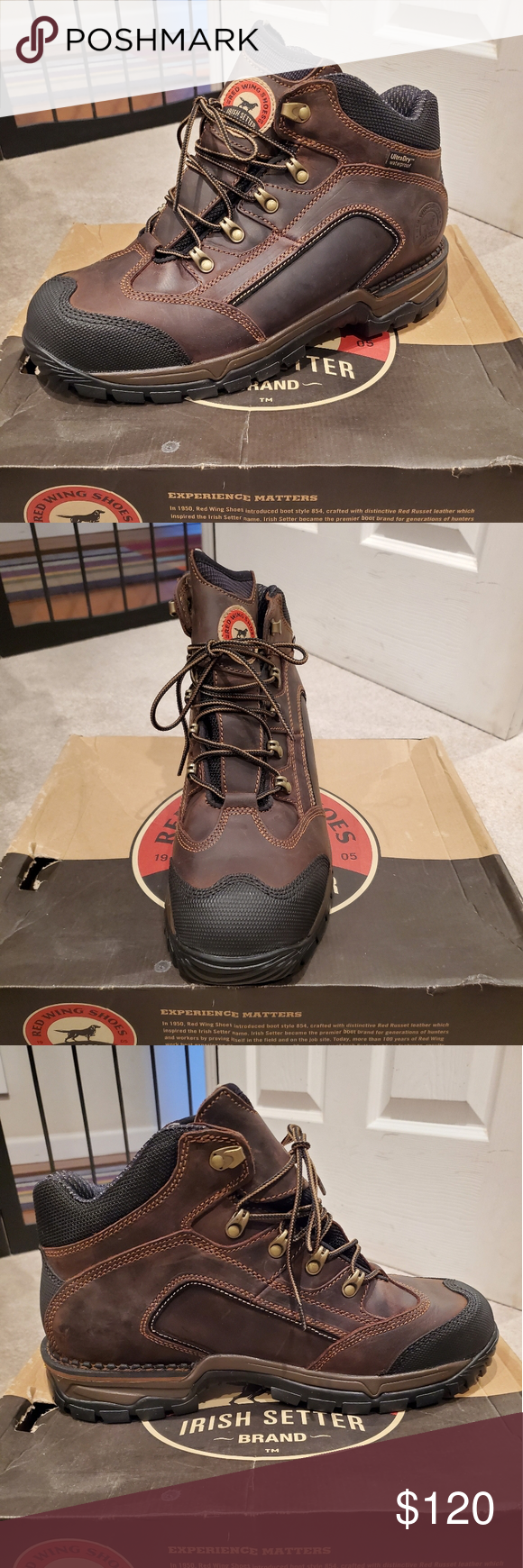 Red Wing Shoes Boots Red Wing Boots Irish Setter Hiking