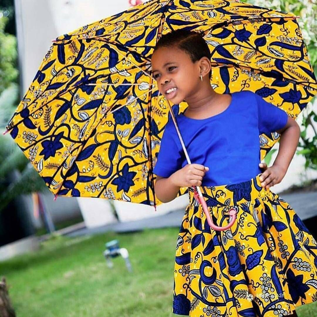 1810f96d6481 African Print Dresses and Styles that will trend in 2018 | African ...