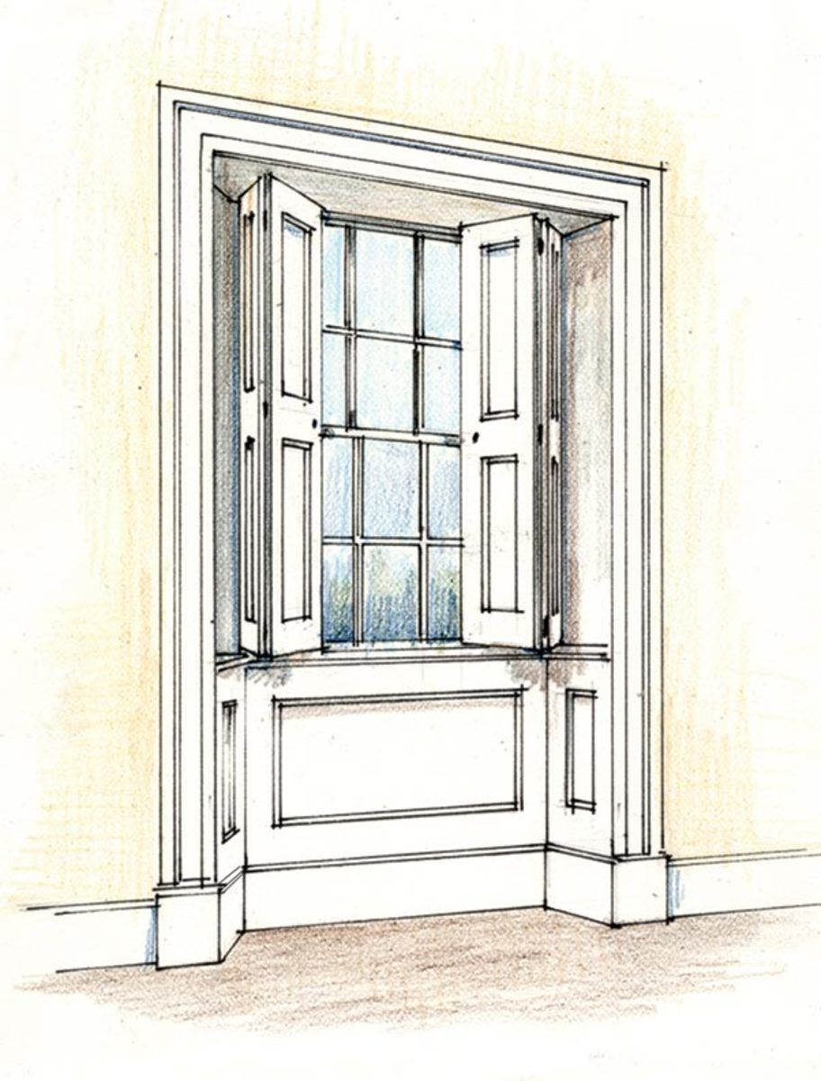 Traditional Details For New Old Houses. Moldings Add Beauty, Shadow Lines,  Texture, And Dimension To A Spaceu2014and They Conceal Seams And Joints Between  ...
