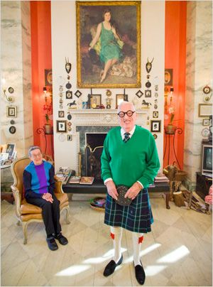 Eclectic Style Interior Design   designwire daily   Eclectic Interior Designer Keith Irvine Dies at 82