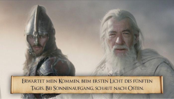 Herr Der Ringe Zitat