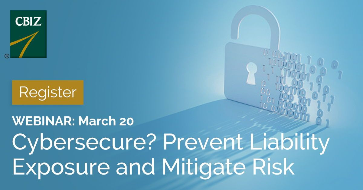 Come learn the inner workings of cyber liability exposures