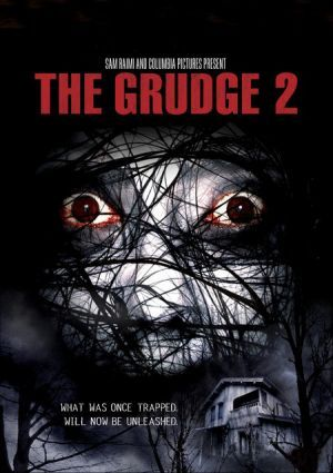 The Grudge 2 (2006) (USA) -- Tagline: 'What Was Once Trapped, Will