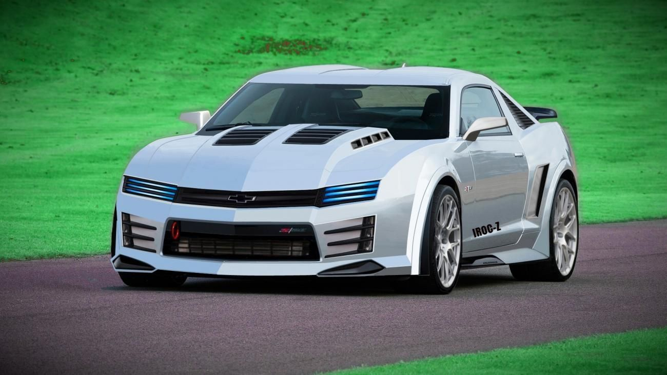 All New Chevy Camaro Iroc Z 2019 Release Date And Specs 2019