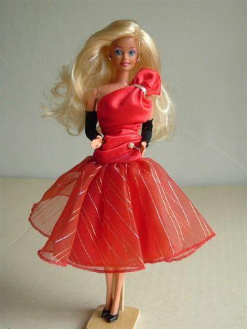 Barbie - Red Dress   Flickr – Compartilhamento de fotos!