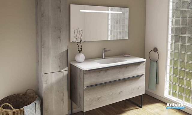 meuble de salle de bains burgbad