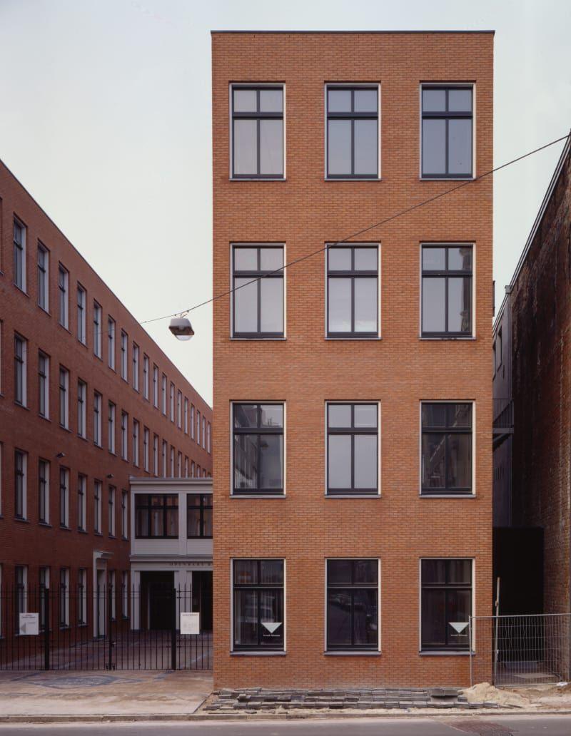 Giorgio Grassi Biblioteca Pubblica A Groningen 1989
