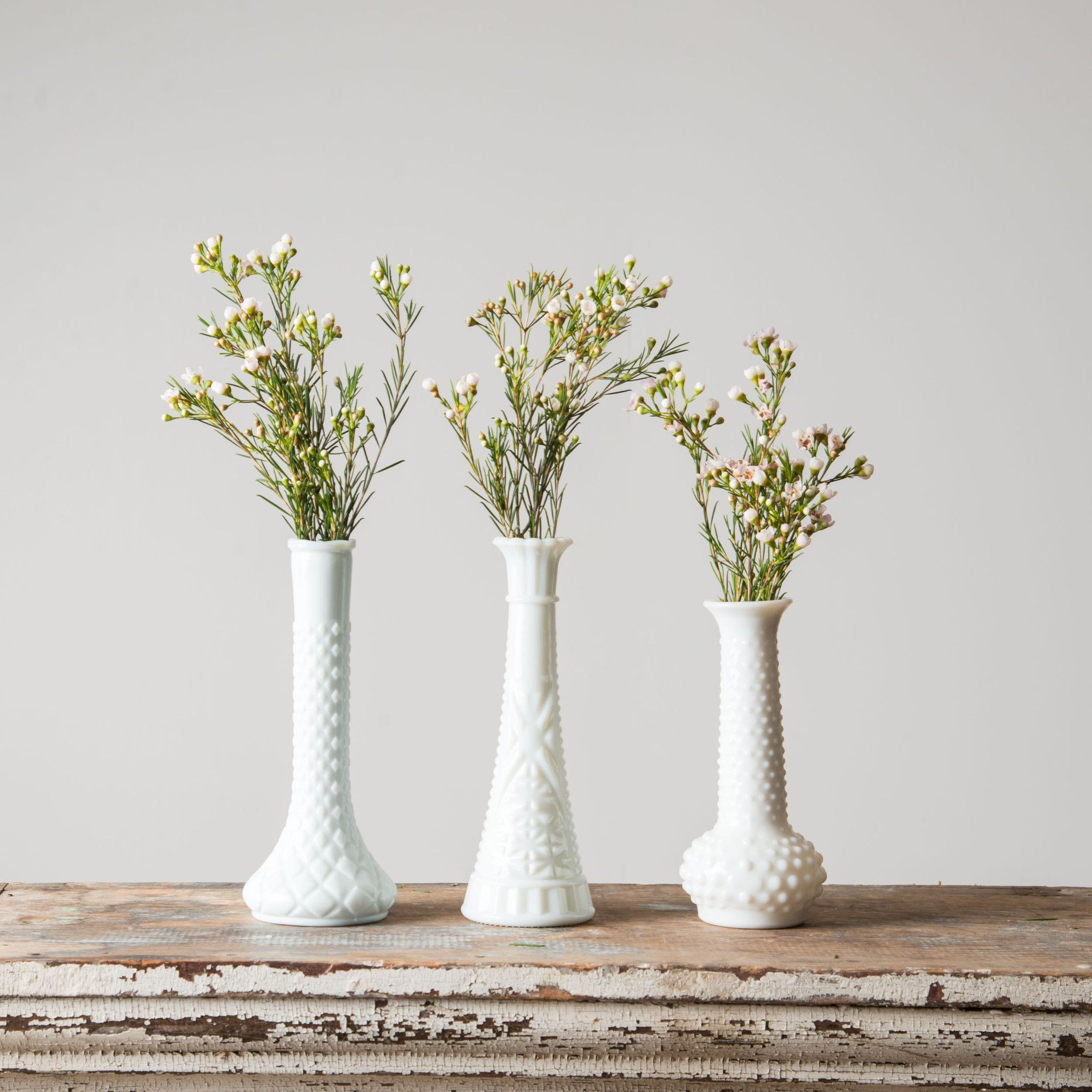White heirloom vase magnolia joanna gaines and milk glass small apartment living white heirloom vase reviewsmspy
