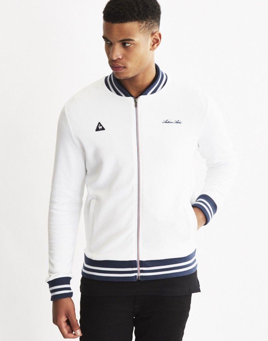 927e0e879d Le Coq Sportif Retro Sport Track Jacket | Shop men's clothing at The Idle  Man