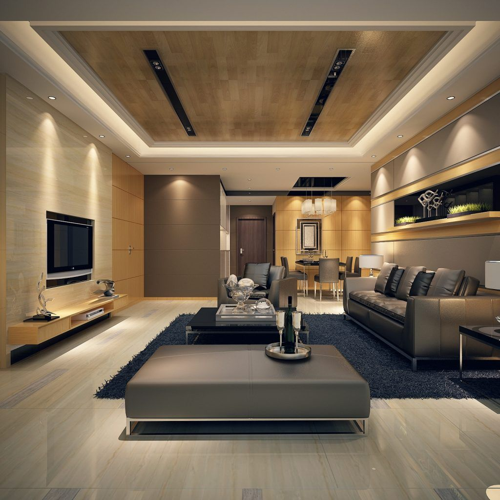 Ultra Modern Interior Design Living Room | Apartment ...