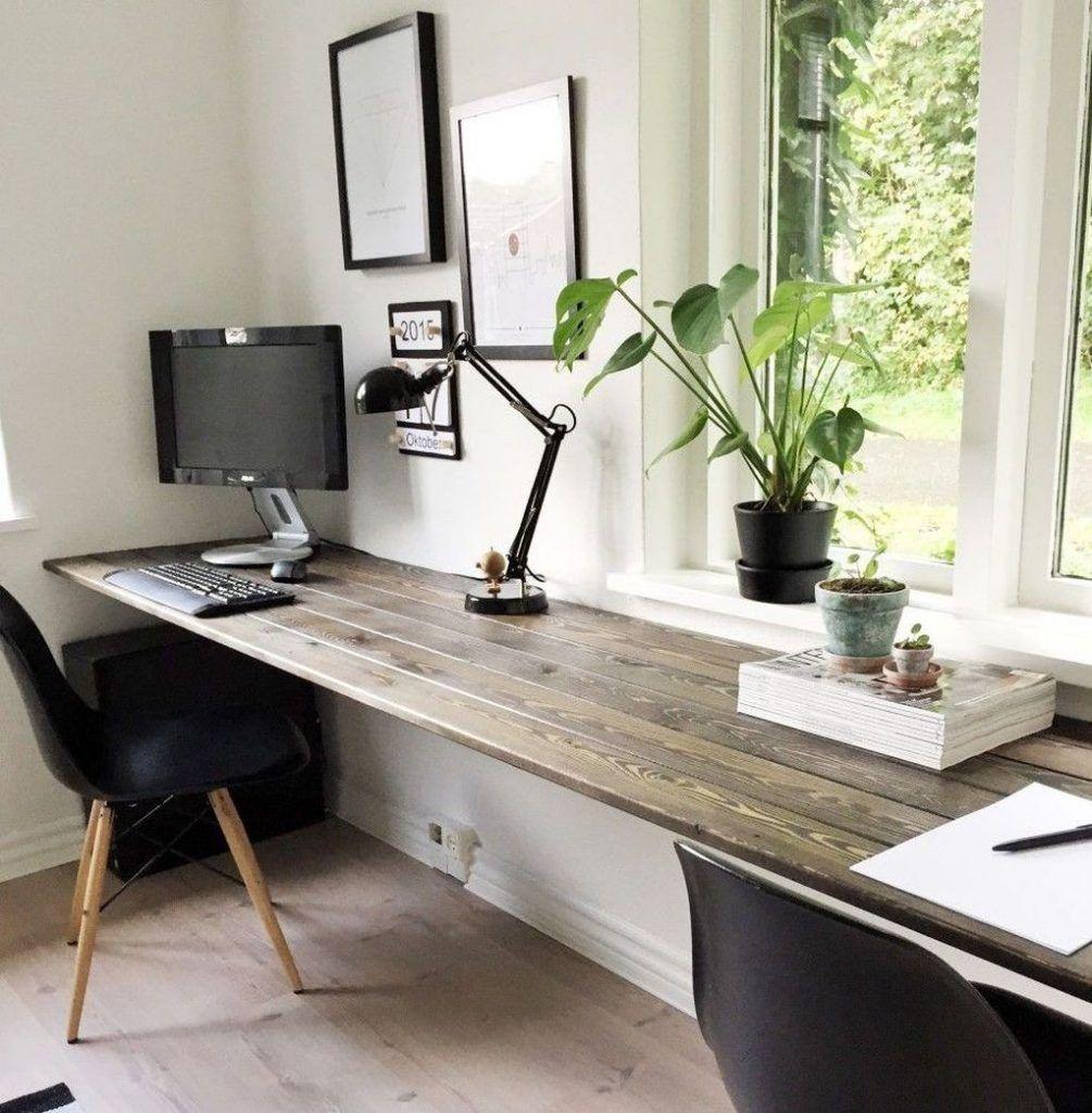 25 Good Diy Office Wall Decorating Ideas Office Desk Designs Diy Office Desk Diy Corner Desk