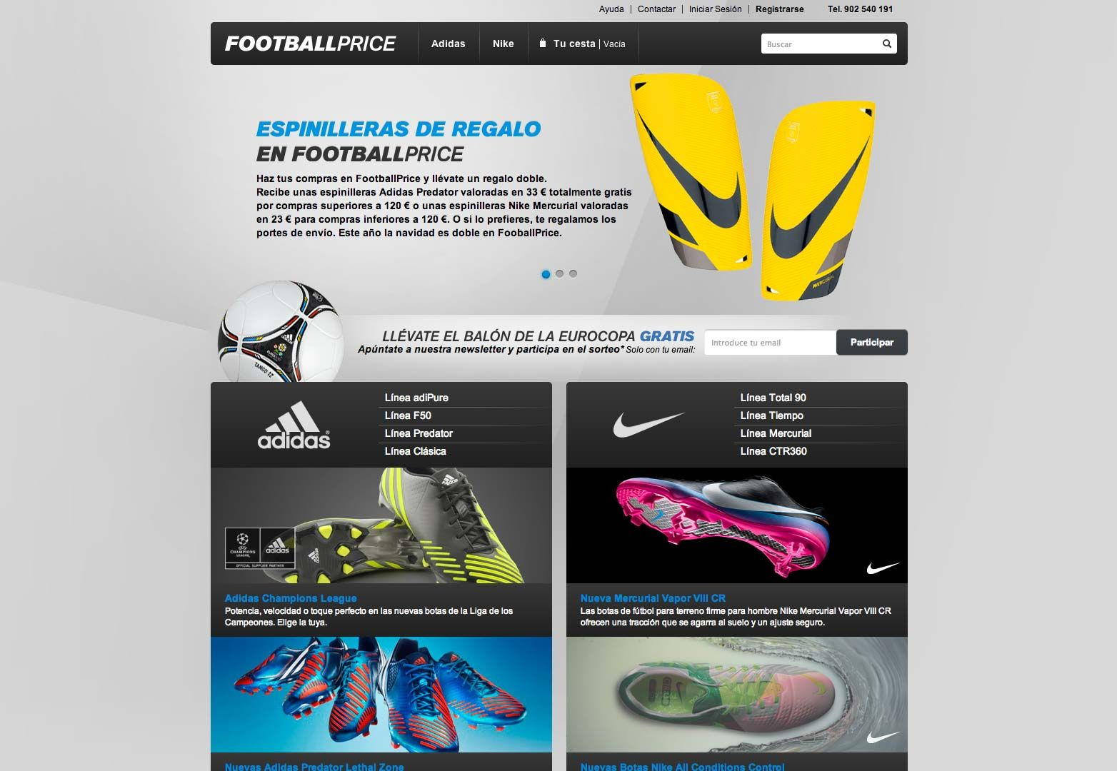 30 successful sports websites with images web design