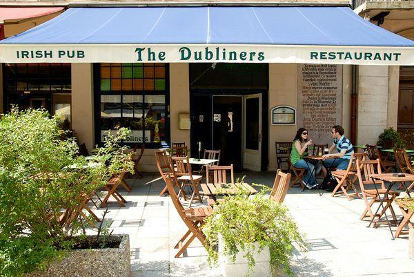 The Dubliners - Pub irlandais - Strasbourg, France, Alsace