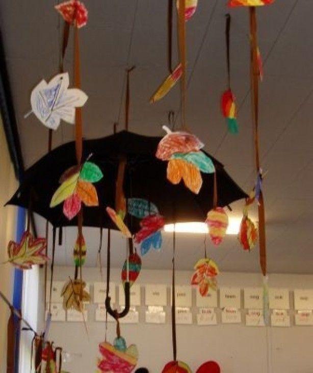 Quatang Gallery- Versiering Klas Thema Herfst Kids Crafts Herfstwerkjes Herfst Activiteiten