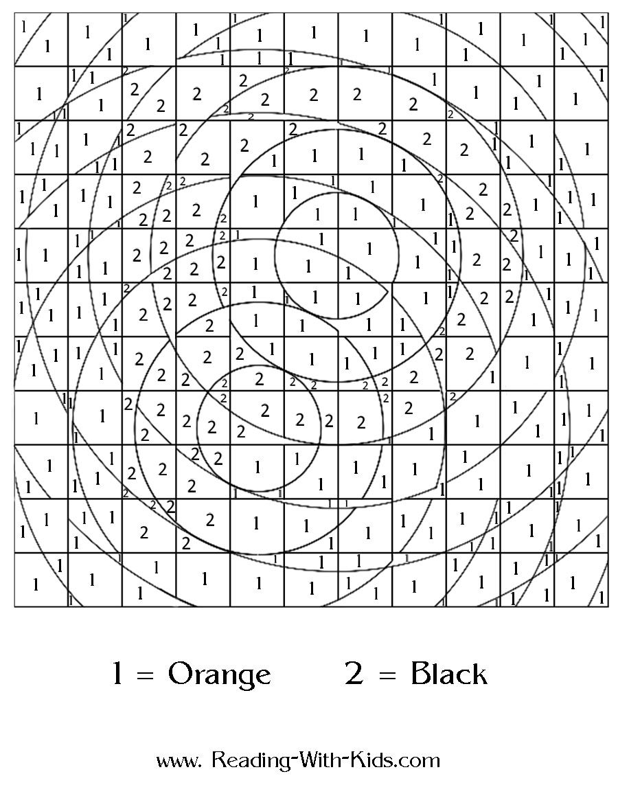 Coloring pages by numbers for seniors - Coolest Color By Number Coloring Pages I Ve Ever Seen You Know For Those Indoor Recess Days Teaching And Education Ideas Pinterest Indoor Recess