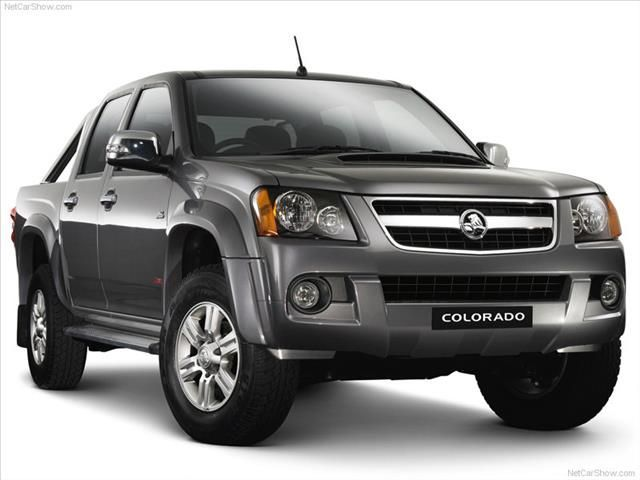 Holden Colorado Isuzu D Max Workshop Manual Holden Colorado Holden Pickup Trucks