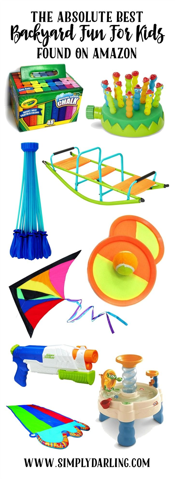 absolute best backyard summer fun for kids found on amazon toys