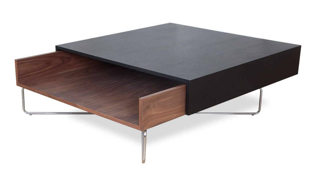 Couchtisch Filipp Coffee Table With A Pull Out Tray. | Coffee Table, Furniture