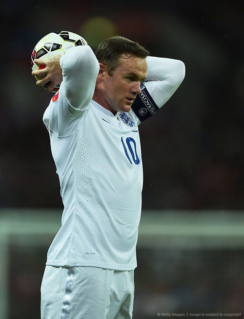 Wayne Rooney en favor de Inglaterra: Euro 2016.