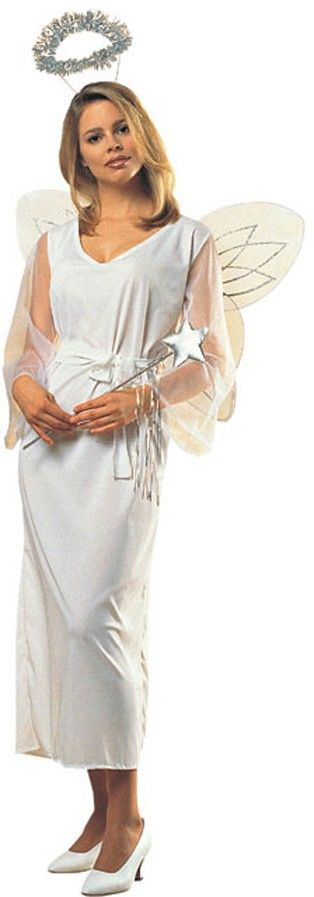 Angel Halo, dress  waist sash Christmas Costumes Pinterest - angel halloween costume ideas