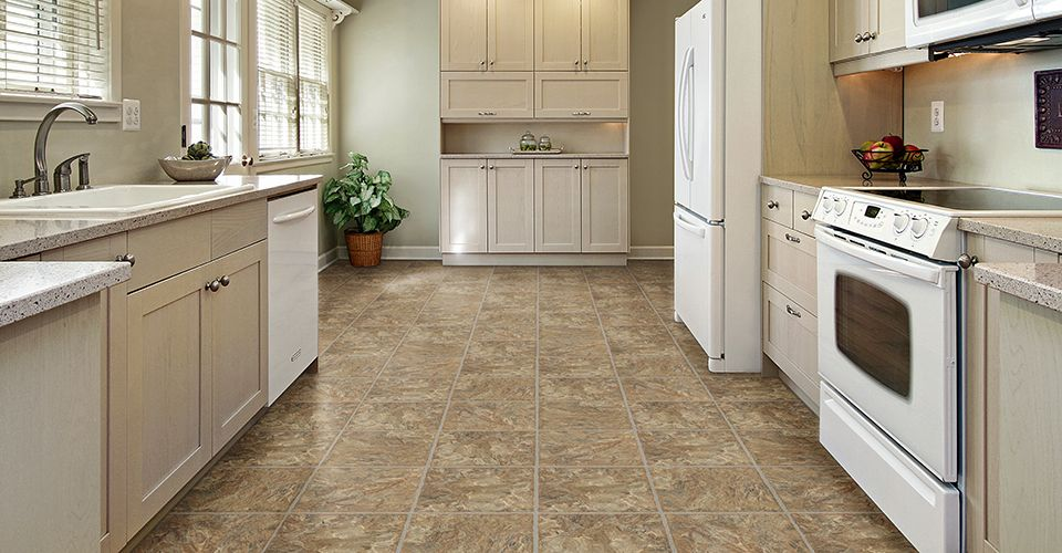 red rock with easy gripstrip installation vinyl plank resilient flooring has never been this easy - Easy To Install Kitchen Flooring