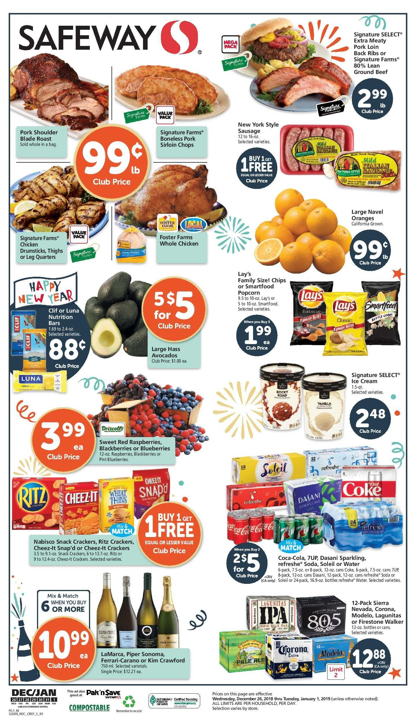 Safeway Weekly Ad Flyer 5 26 21 6 1 21 Weeklyad123 Com Weekly Ad Circular Grocery Stores Weekly Ads Safeway Grocery