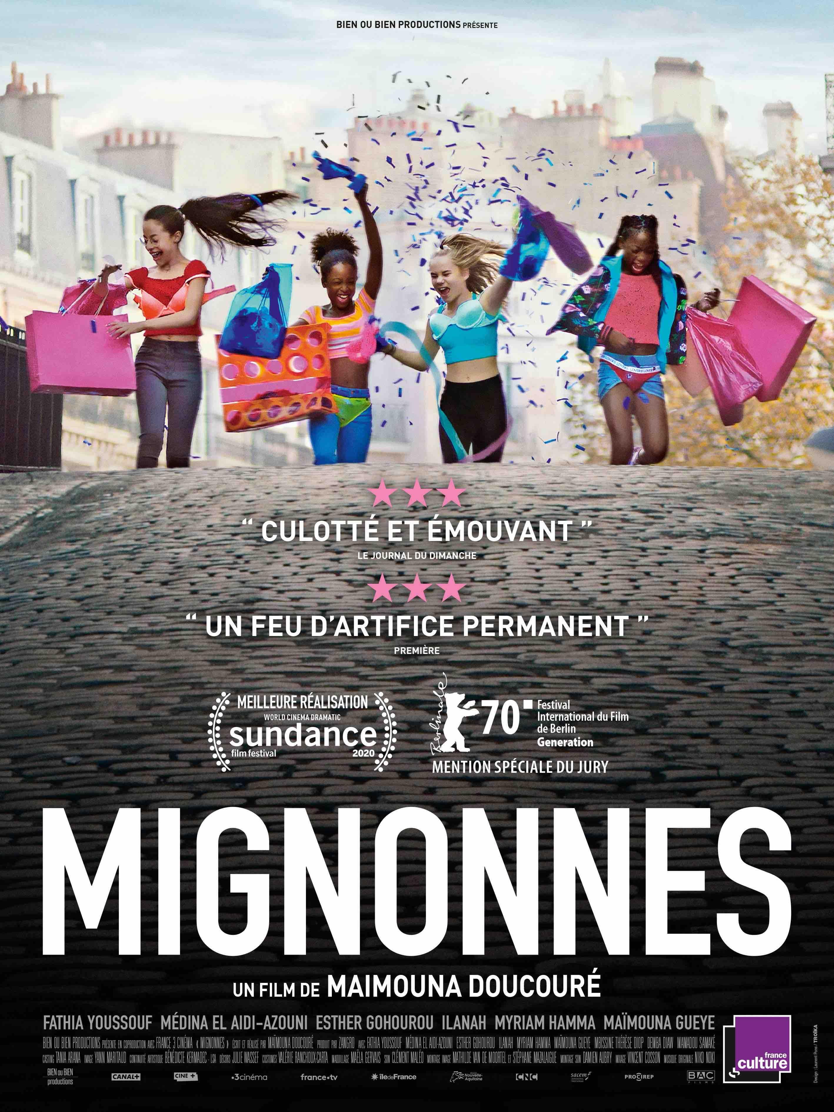 Mignonnes Film Films Cinema Film Comedie