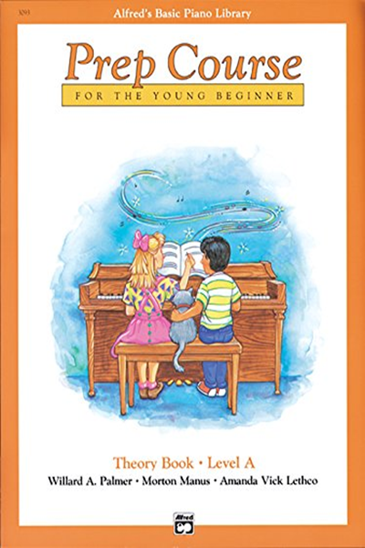 Alfred S Basic Piano Prep Course Theory Bk A For The Young Beginner Alfred S Basic Piano Library Pdf Willard A Palmer Alf Theories Alfred Music Music Book