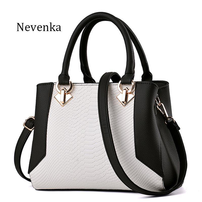 Aliexpress Comprar Nevenka Bolso De Las Cuero La Pu Cremallera Handbags On