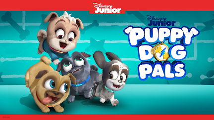 Going On A Mission Music Video Puppy Dog Pals Disney Junior Youtube