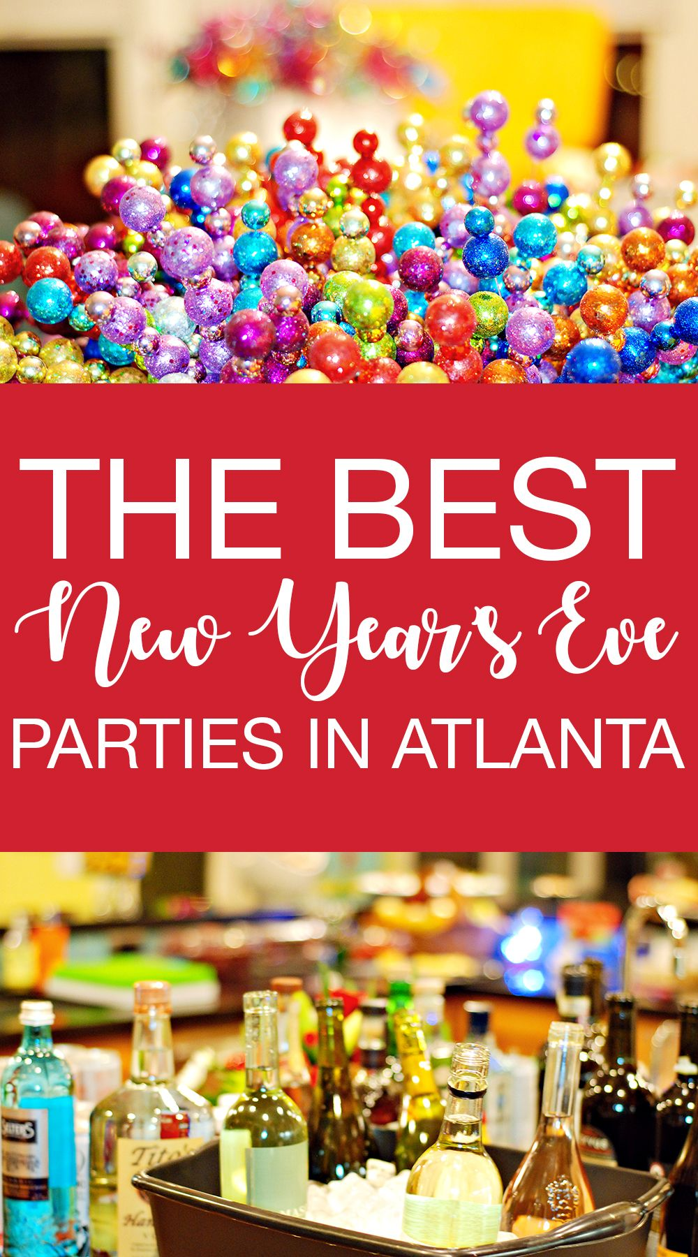 The Best New Year's Eve Parties in New years eve party