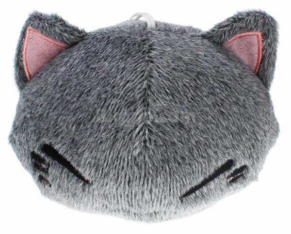 Hellyyttävä ja unelias Nemuneko kissa ihastuttaa söpöydellään! Täm pehmo on täydellinen kumppani piristämään huonettasi.