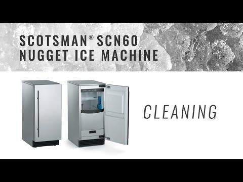 Buy The Scotsman Scn60pa 1ss Undercounter Ice Maker At Katom Free Shipping Now On Thousands Of Restaurant Supplies 3 D In 2020 Nugget Ice Maker Ice Machine Ice Maker