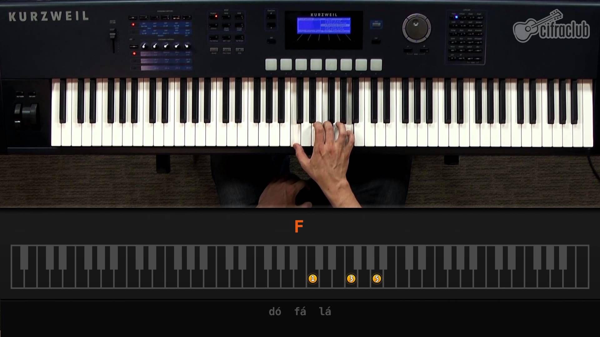 video aula de teclado avanado gratis
