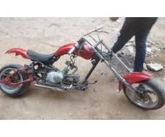 Mini Chopper Stylish Bike 110 Cc Model 2010 For Sale In Karachi Karachi Local Ads Free Classifieds And Mini Chopper Stylish Bike Mini Chopper Motorcycle