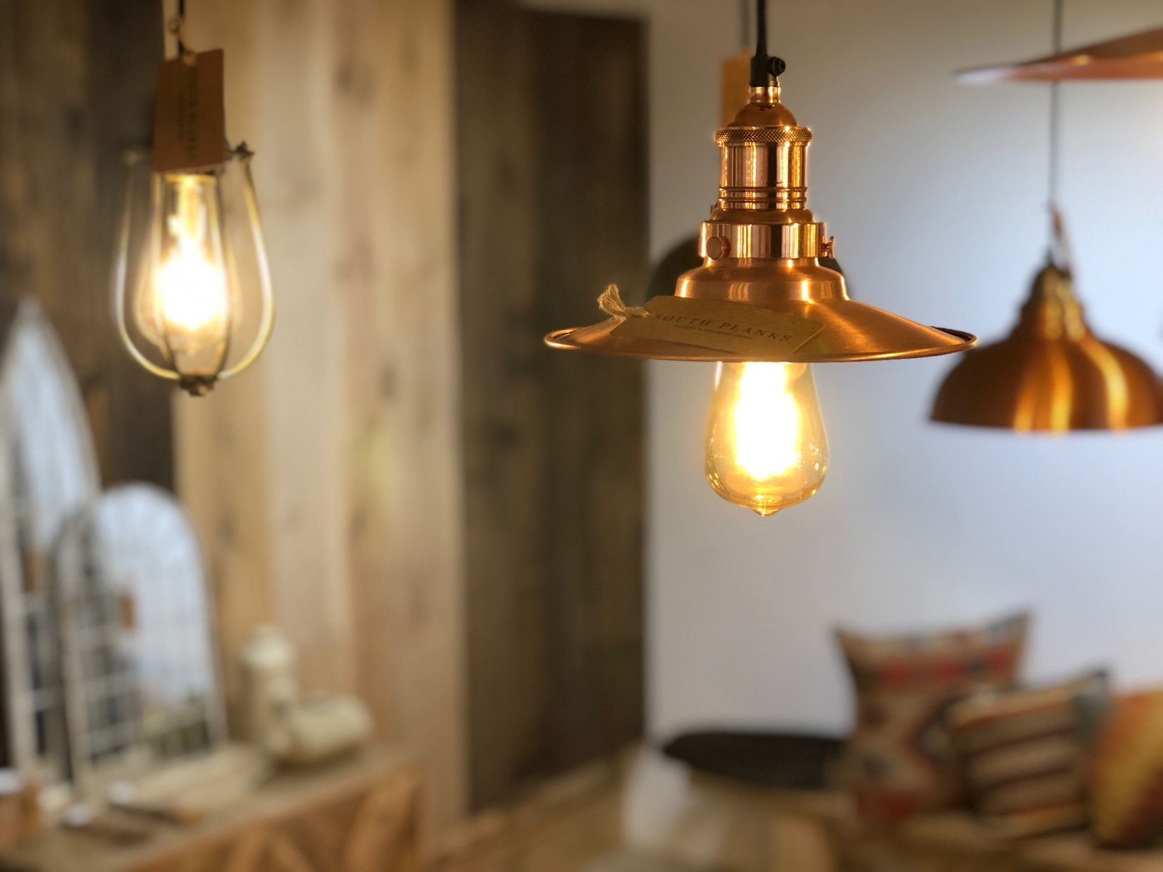 Lighting At South Planks Order From Our Range Of Industrial Style