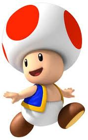 Image Result For Mario Mushroom Name