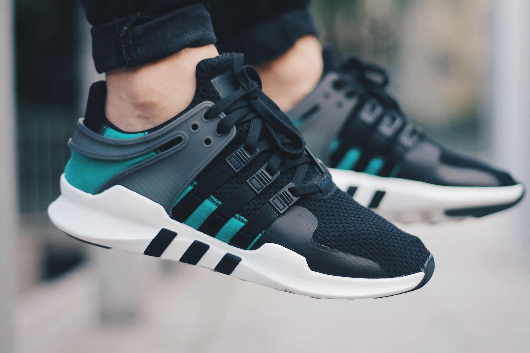 adidas EQT ADV 91-16 OG green and black