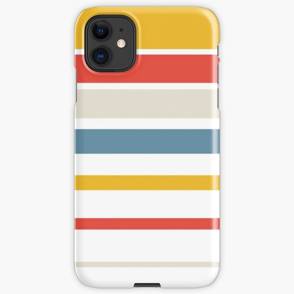 Color Strip Design Iphone 11 Snap By Colourlesssoul Iphone Case Design Iphone Case Covers Iphone Cases