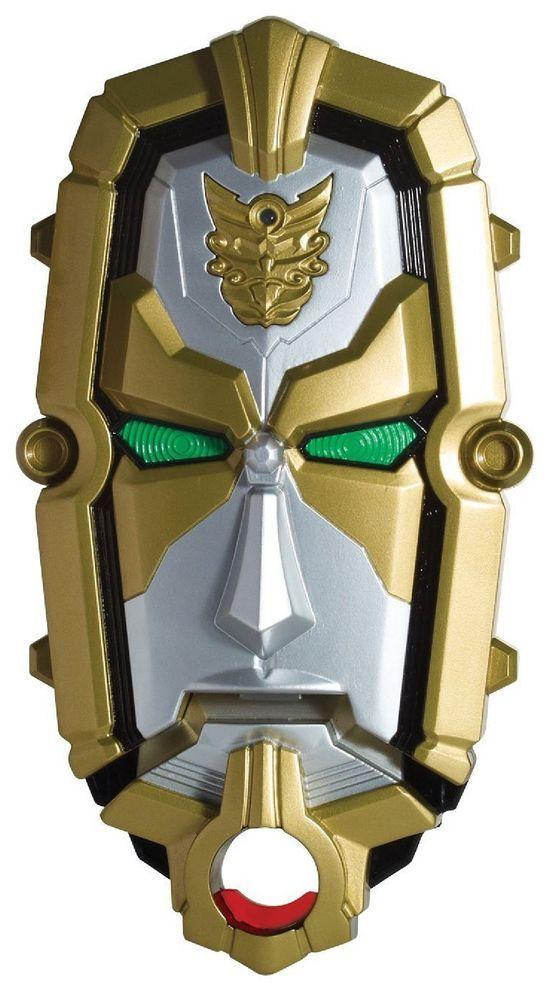 Mighty Morphin Power Rangers Legacy Megazord Gosei Morpher