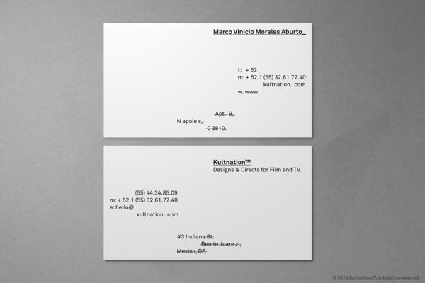Personal Stationery Including Business Cards Invoice Letterhead