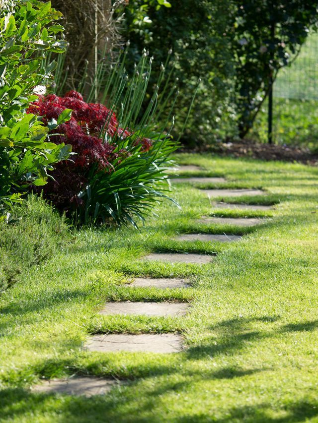 Allee De Jardin Nos Conseils Pour La Realiser Allee De Jardin Idee Allee De Jardin Amenagement Jardin
