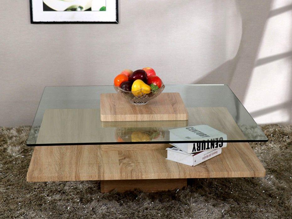 Mdf Basse Wax Plateau RelevableDeco Table Laqué Blanc qSUzMVp