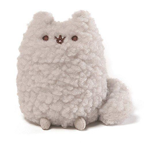 "Gund Pusheen Stormy Cat Stuffed Animal Plush, 4.5"" GUND https://www.amazon.com/dp/B01MT0TN82?m=A1WRMR2UE5PIS8&ref_=v_sp_detail_page"