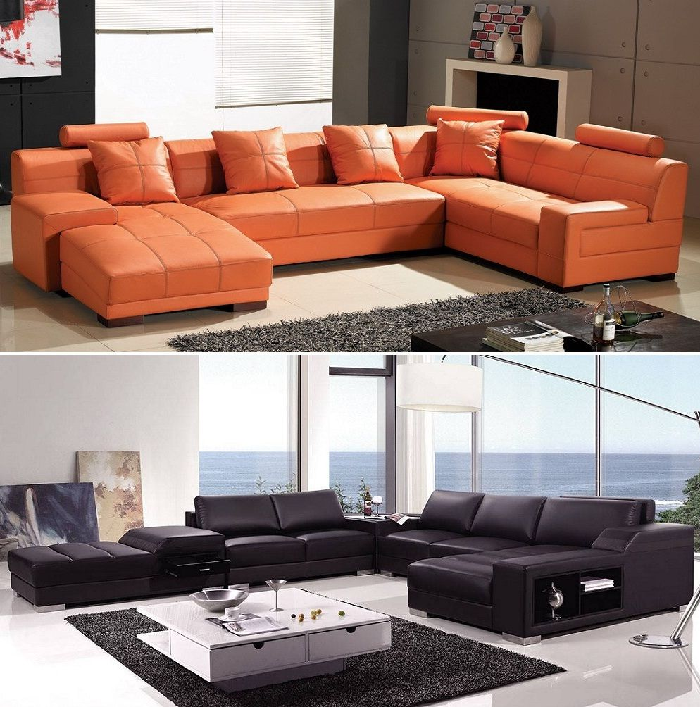 Sectional Sofas Chicago | Baci Living Room