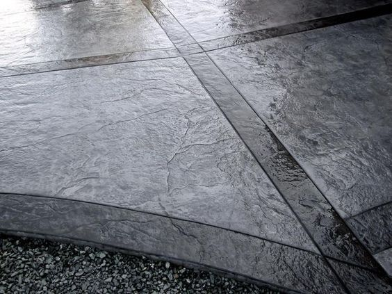 Beeteinfassung Beton istanbul baskı beton kalıpları yer beton uygulamaları bahçe