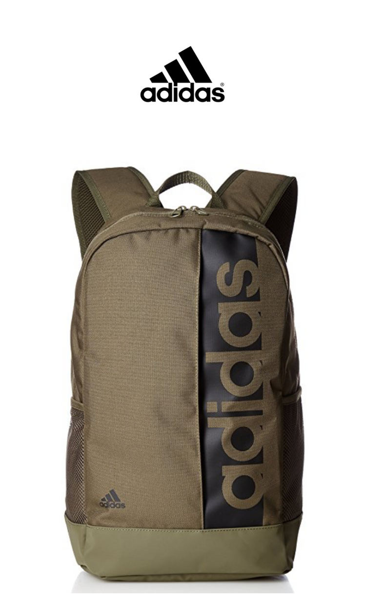 191ffb5bfccf Adidas - Performance Linear Backpack | Click for Price and More | #Adidas  #Performance #Backpack #FindMeABackpack